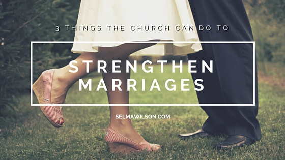 3 THINGS THE CHURCH CAN DO TO