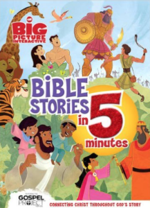 The Big Picture Interactive Bible Stories in 5 Minutes