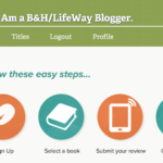 B&H/LifeWay Blogger Program